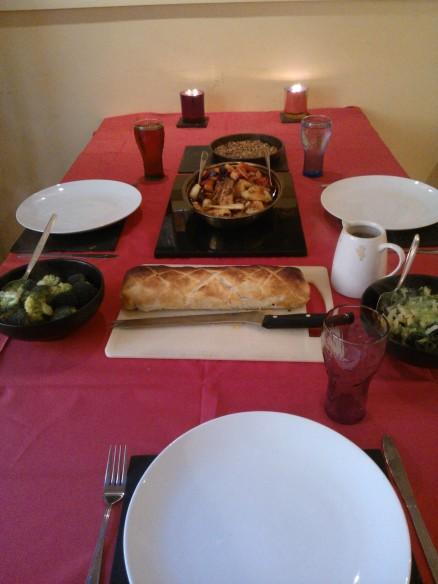 Christmas dinner Herbifit style.