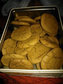 Spiced Christmas Cookies - taste the season